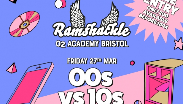Ramshackle: 00s vs 10s