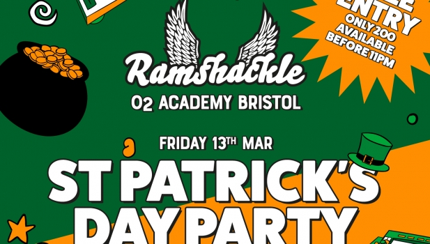 Ramshackle: St Patrick's Party